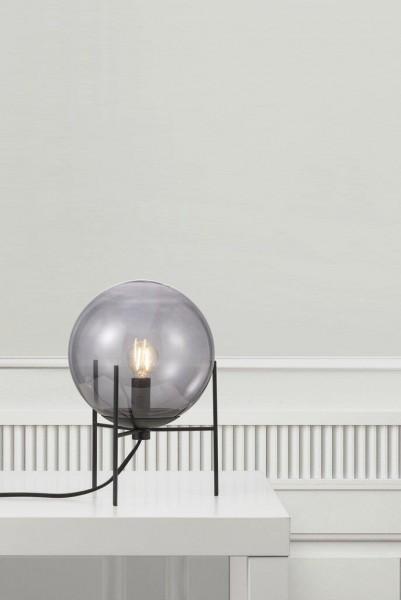 Nordlux 47645047 Alton Black/smoked Table Lamp