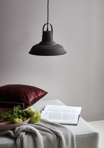 Nordlux 48473009 Andy 30 Rusty Brown Pendant Lamp