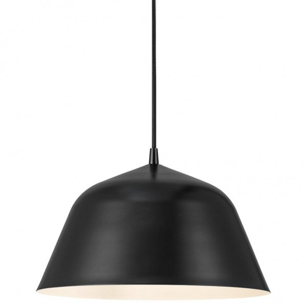 Nordlux 48713003 Ella 30 Black Pendant Light