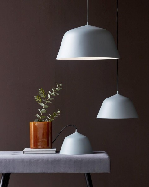 Nordlux 48713011 Ella 30 Grey Pendant Light