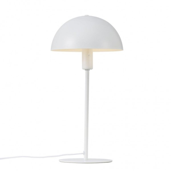 Nordlux 48555001 Ellen White Table Lamp