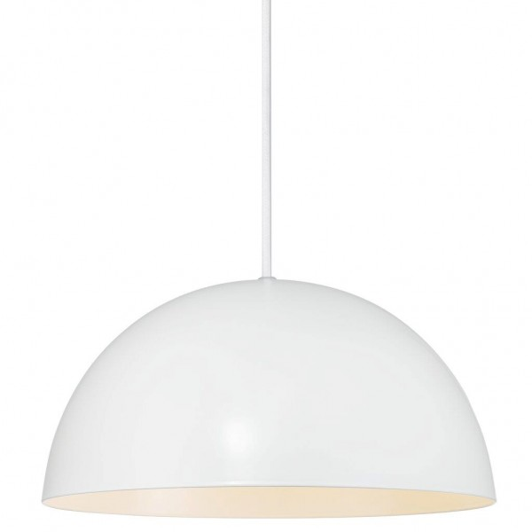 Nordlux 48563001 Ellen 30 White Pendant Light