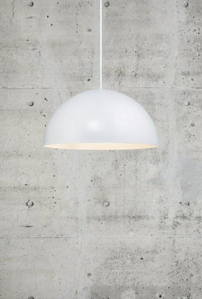 Nordlux 48573001 Ellen 40 White Pendant Light