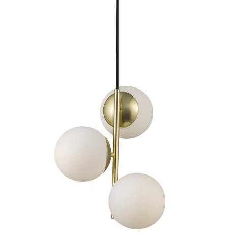 Nordlux 48603035 Lilly Brass Pendant Light