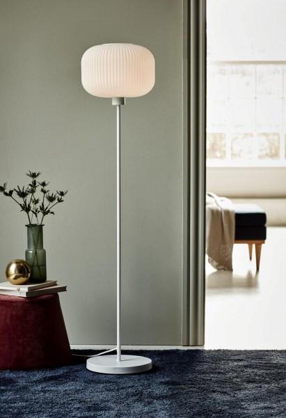 Nordlux 48924001 Milford White Floor Lamp