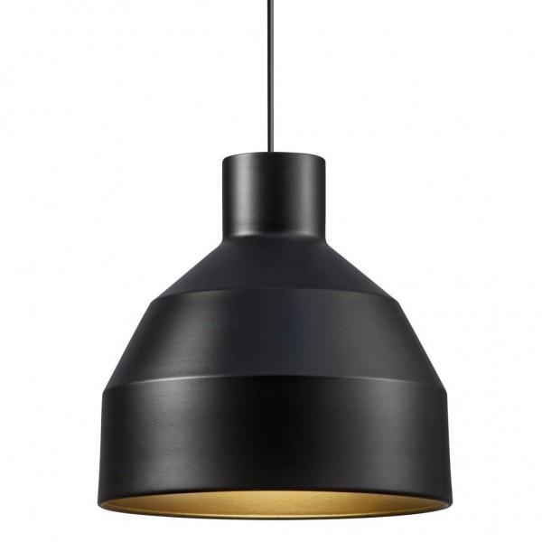 Nordlux 48443003 William 20 Black Pendant Light