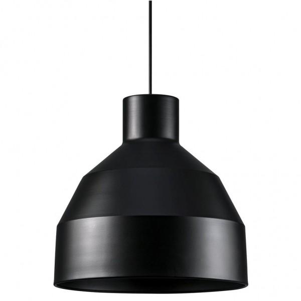 Nordlux 48463003 William 32 Black Pendant Light