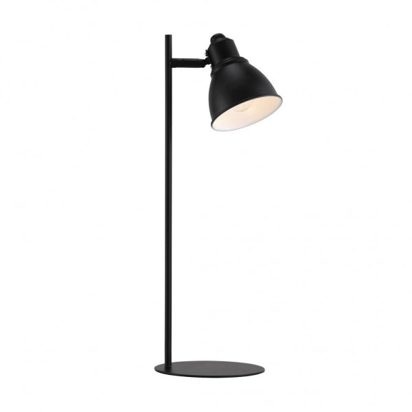 Nordlux 46665003 Mercer Black Table Lamp