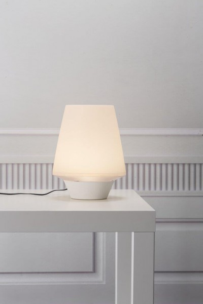 Nordlux 47635001 Halifax White Table Lamp