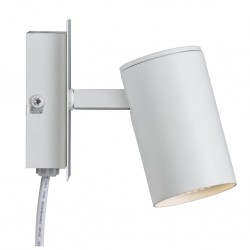 Nordlux 49801001 Frida White Wall Light