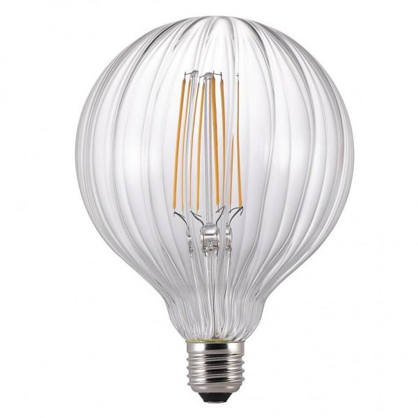Nordlux 1421070 Avra LED Striped Filament Clear E27