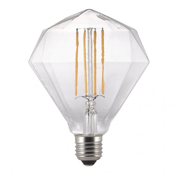 Nordlux 1423070 Avra LED Diamond Filament Clear E27