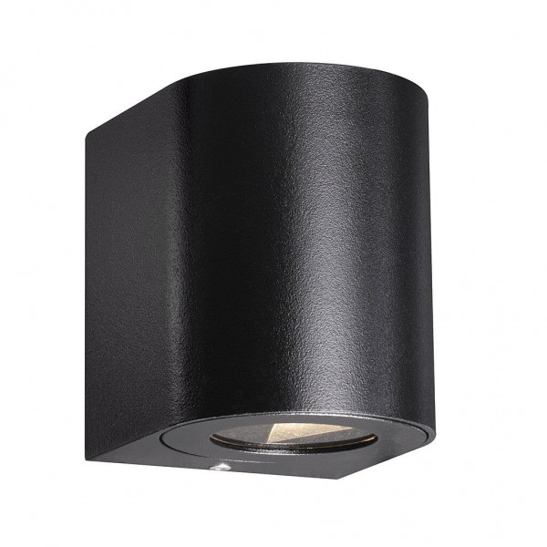 Nordlux 49701003 Canto 2 Black Wall Light