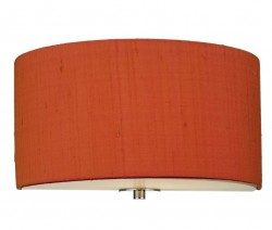 The Light Shade Studio REN0711 Renoir Wall Light Firefly Orange