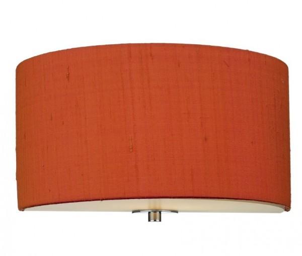 The Light Shade Studio REN0711 Renoir Wall Light Firefly Orange