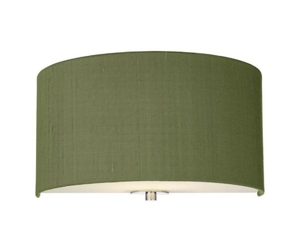 The Light Shade Studio REN0776 Renoir Wall Light Olive Green
