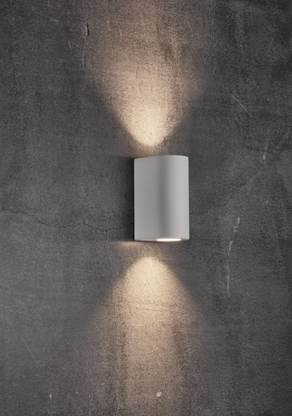 Nordlux 49721001 Canto Maxi 2 White Wall Light