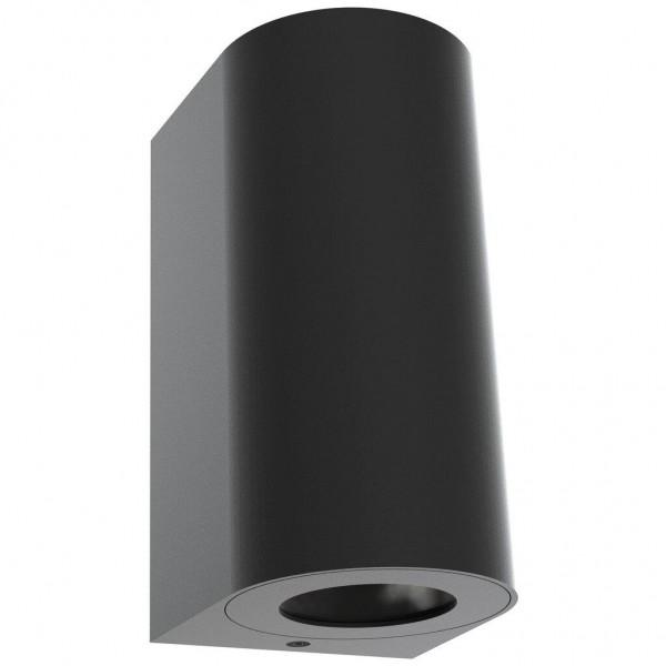 Nordlux 49721003 Canto Maxi 2 Black Wall Light