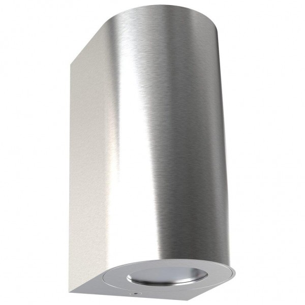 Nordlux 49721034 Stainless Steel Wall Light