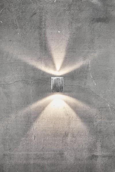 Nordlux 49711031 Canto Kubi 2 Galvanized Wall Light
