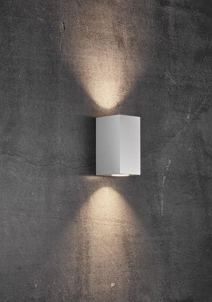 Nordlux 49731001 Canto Maxi Kubi 2 White Wall Light