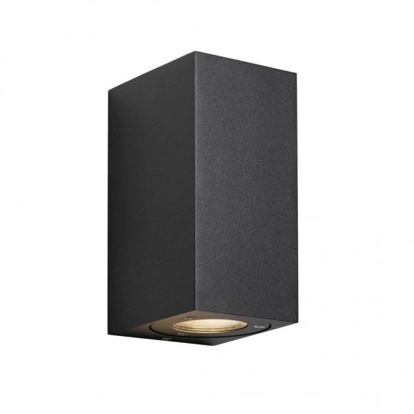 Nordlux 49731003 Canto Maxi Kubi 2 Black Wall Light