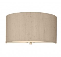 The Light Shade Studio REN0701 Renoir Wall Light Taupe
