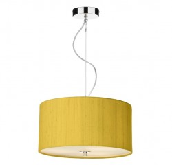 The Light Shade Studio REN1035 Renoir 40cm 3 Light Pendant Citrus