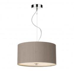 The Light Shade Studio REN1072 Renoir 40cm 3 Light Pendant Truffle