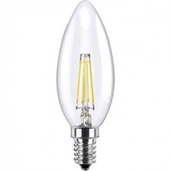 Segula 50341 LED Candle Clear E14 3.5W Dimmable Lamp