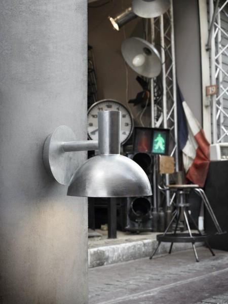 Nordlux 75181031 Arki Outdoor Galvanized Wall Light