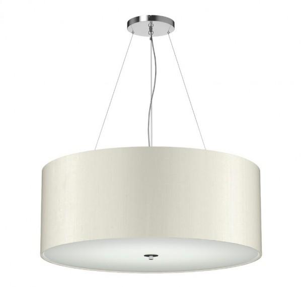 The Light Shade Studio REN0615 Renoir Bespoke 90cm 6 Light Pendant Ivory