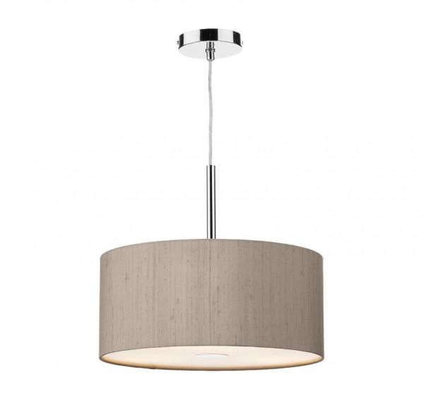 The Light Shade Studio ELL1001 Ellington Bespoke 40cm 3 Light Pendant Taupe