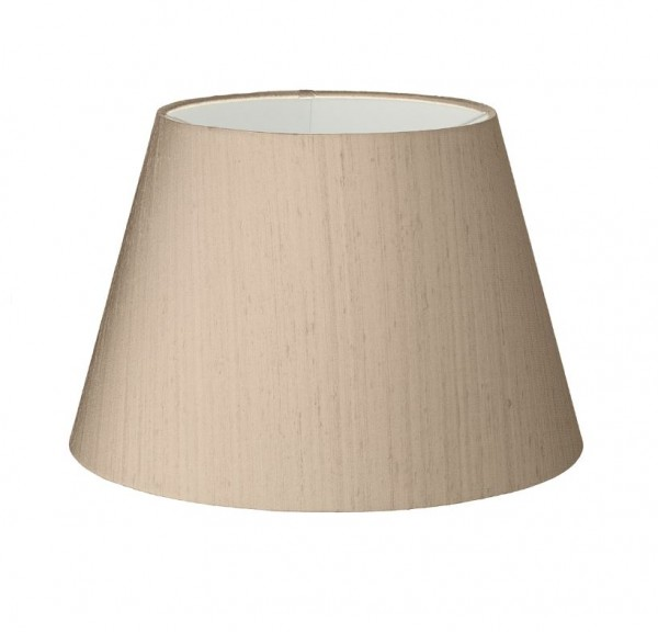 The Light Shade Studio EMP3501 Empire Drum 35cm Shade Taupe