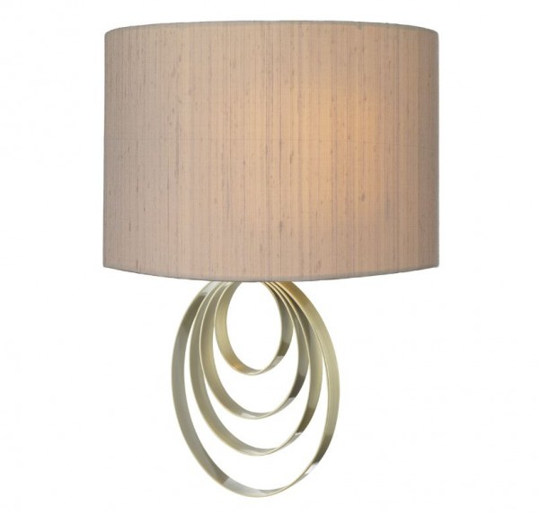 The Light Shade Studio GAS077501 Gaskell Wall Washer Taupe