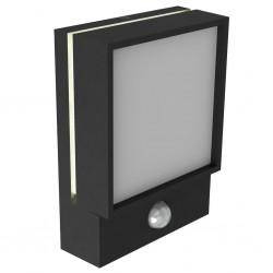 Nordlux 49061003 Egon Black Garden Wall Light