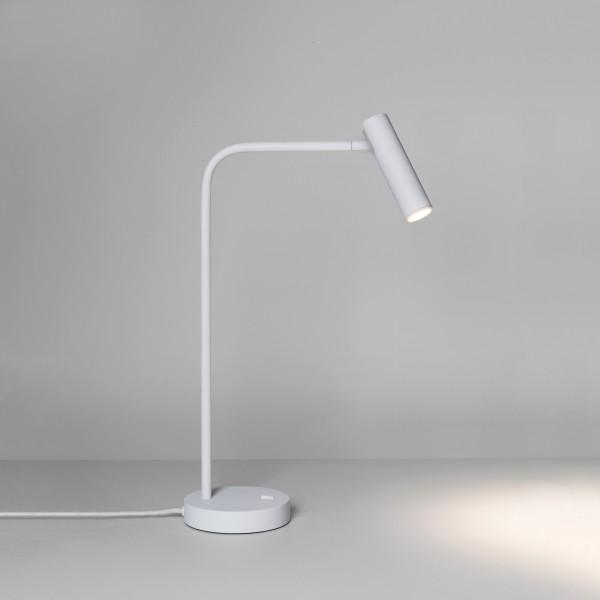Astro Enna Desk Lamp 1058005 Painted White Finish