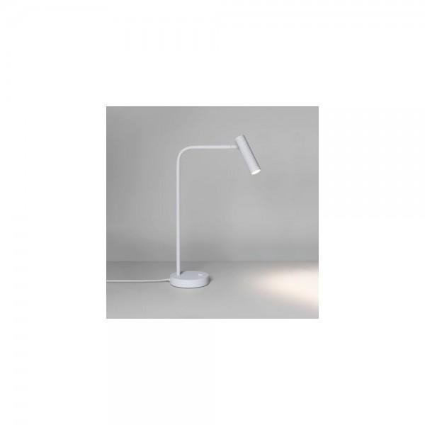 Astro Lighting Enna Desk Lamp 1058005 Painted White Finish