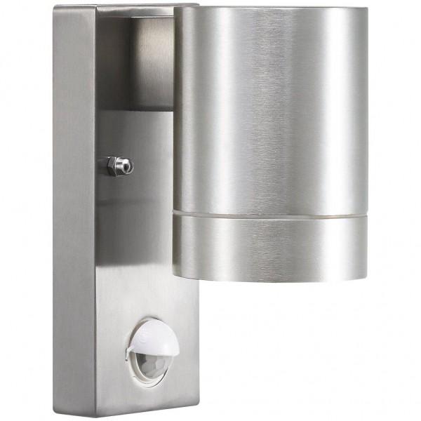 Nordlux 21509129 Tin Maxi Sensor Aluminum Wall Light