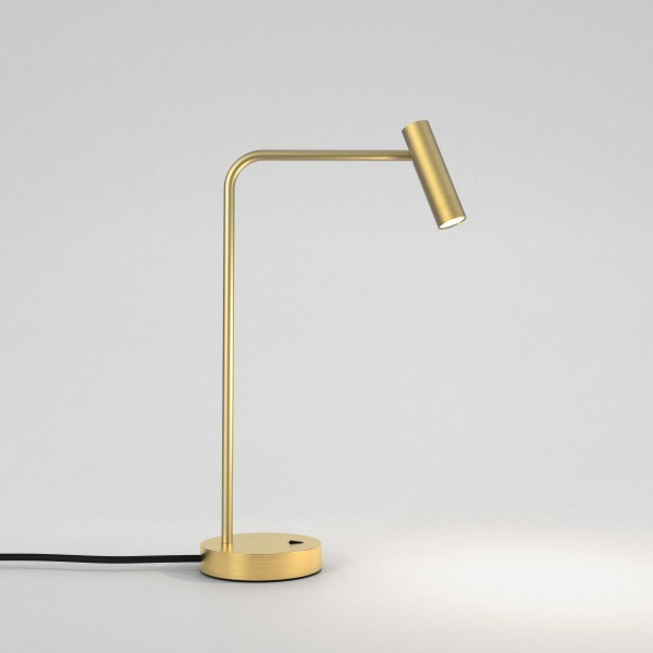 Astro Enna Desk Lamp 1058106 Matt Gold Finish