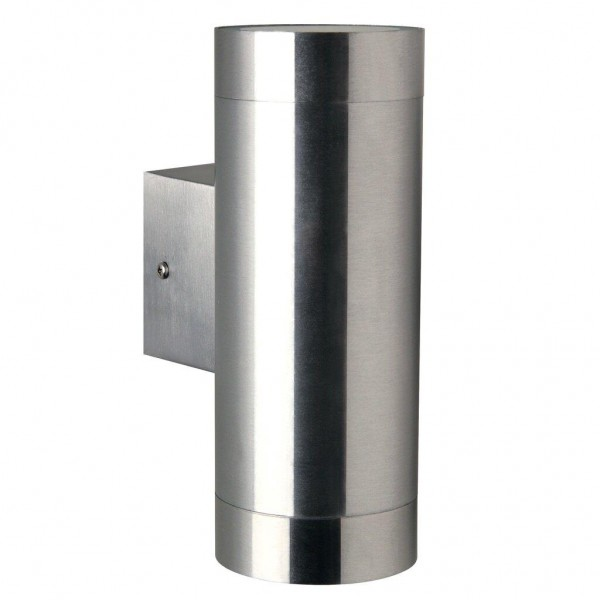 Nordlux 21519934 Tin Maxi Stainless Steel Wall Light