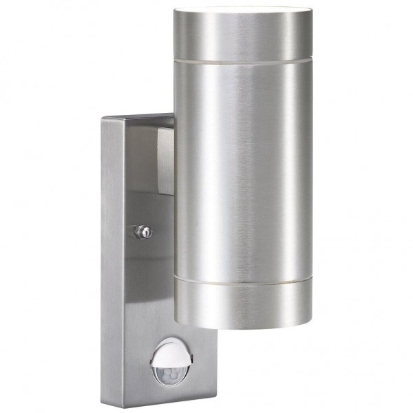 Nordlux 21519129 Tin Maxi Sensor Aluminium Wall Light