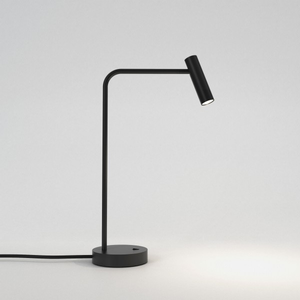 Astro Enna Desk Lamp 1058006 Painted Black Finish