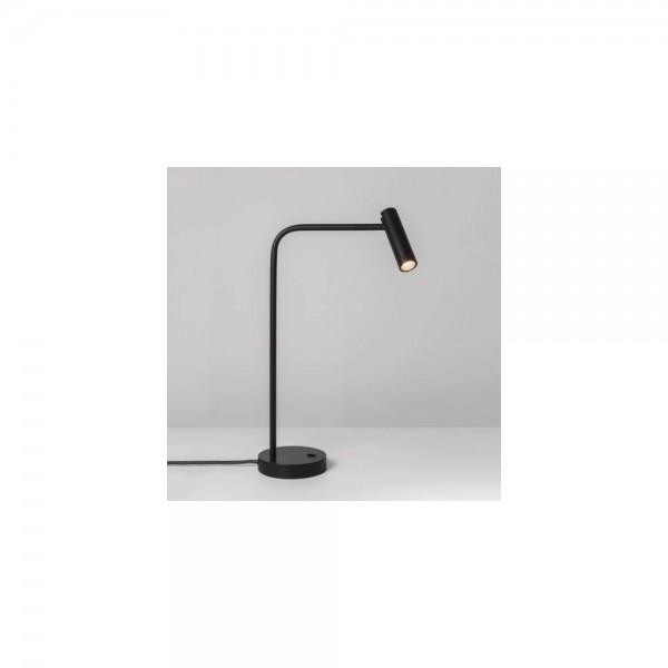 Astro Lighting Enna Desk Lamp 1058006 Painted Black Finish