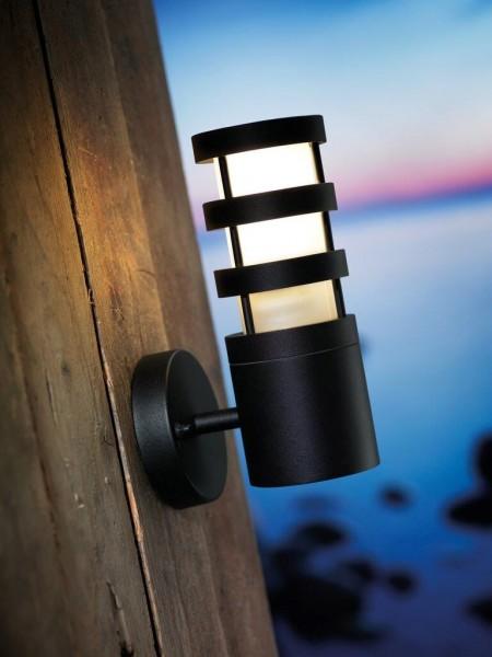 Nordlux 71971003 Darwin Black Wall Light