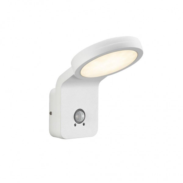 Nordlux 46831001 Marina Flatline PirSensor White Wall Light
