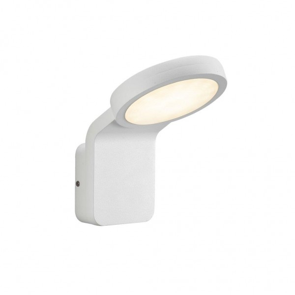 Nordlux 46821001 Marina Flatline White Wall Light