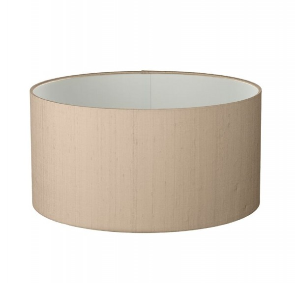 The Light Shade Studio DRS4501 Drum Shallow 45cm Shade Taupe