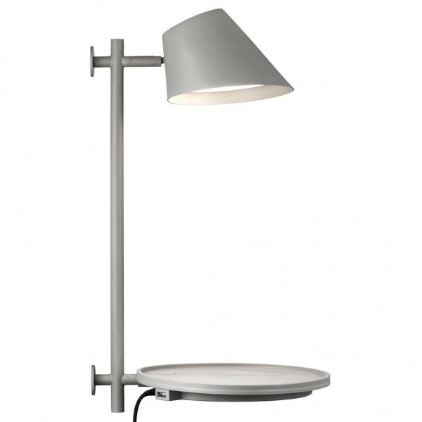 Nordlux 48171010 DFTP Stay Wall Light Grey