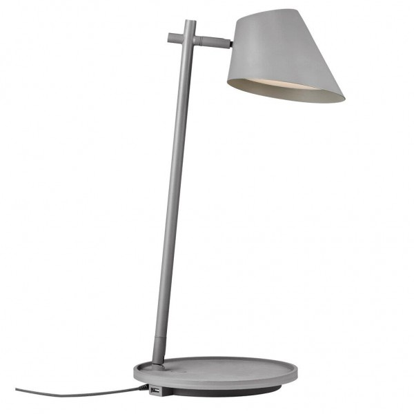 Nordlux 48185010 DFTP Stay Table Lamp Grey